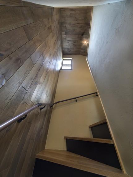 階段_吹き抜け