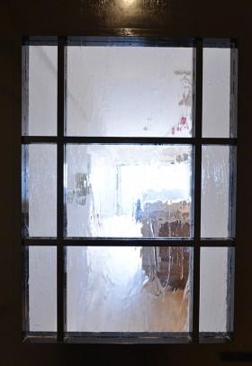 施工後_リビングへのドア