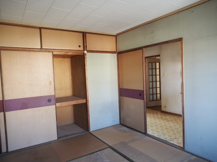 施工前_洋室