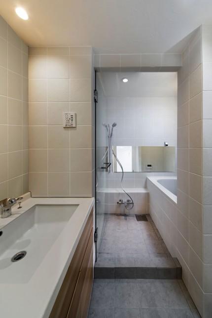 施工後‗浴室