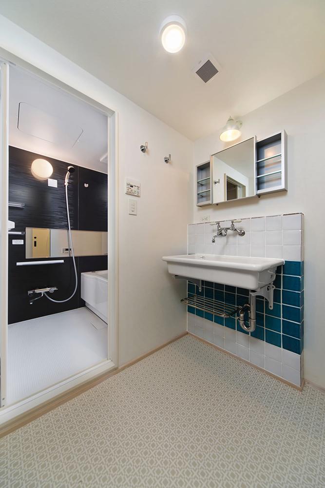 施工後_洗面所・浴室