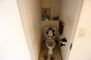 施工前_トイレ