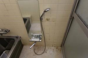 施工前_浴室