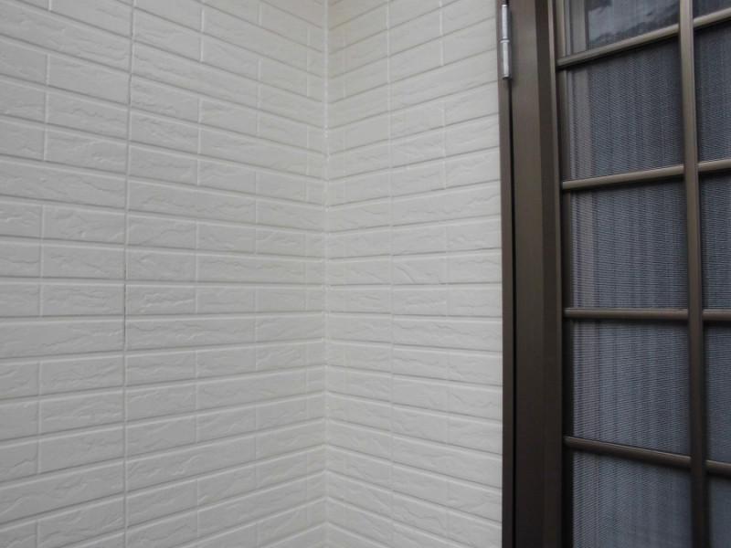 外壁塗装工事完了後