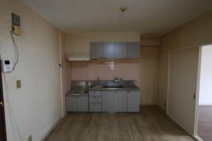 キッチン改修_施工前1