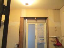 浴室改修_クロス張替え
