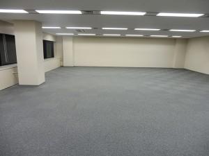 オフィス内装工事前