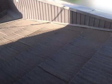 雨漏りの原因の屋根