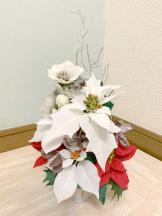 娘さんへのプレゼントの花
