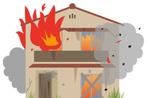 火災に気づきやすい間取り・レイアウトの作り方