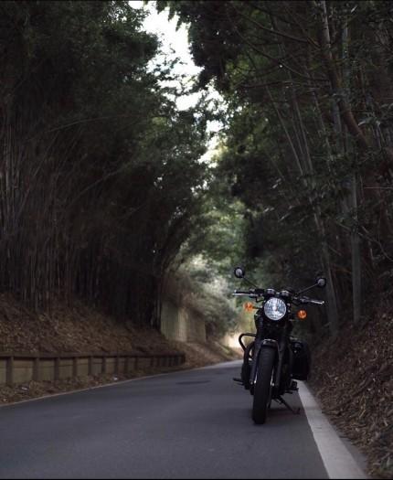 バイク星人の日常