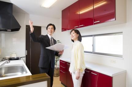 スペースを上手に活用! キッチンを広く使うリフォーム