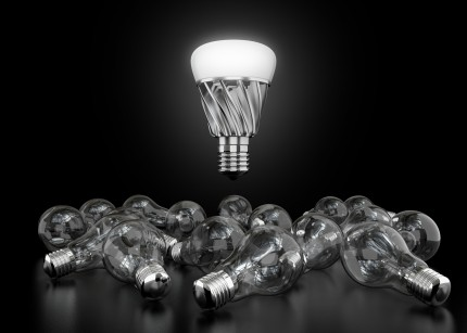 蛍光灯が消える?LEDの特徴と魅力を再確認しよう