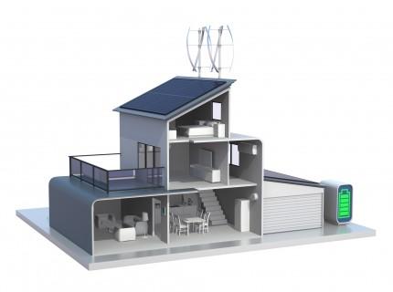 小規模でもできるの? 家庭用風力発電機について