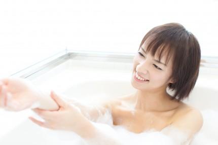 お風呂がエステに?注目の「マイクロバブル」とは?