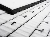 雪止めについて